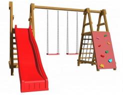 Детская игровая площадка SportBaby-5 - интернет-магазин tricolor.com.ua