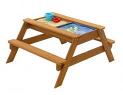 Детская песочница-стол-2 - интернет-магазин tricolor.com.ua