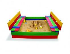Детская песочница цветная-11 - интернет-магазин tricolor.com.ua
