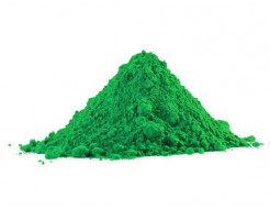 Краска Холи зеленая - интернет-магазин tricolor.com.ua