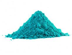 Краска Холи голубая
