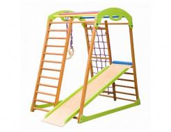 Купить Детский спортивный комплекс для дома BabyWood - 1