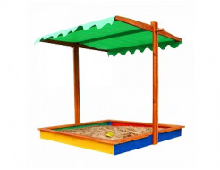 Детская песочница-24 - интернет-магазин tricolor.com.ua