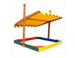 Детская песочница-23 - интернет-магазин tricolor.com.ua