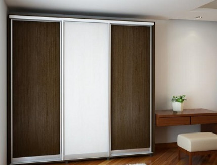 Двери для шкафа купе ДСП - интернет-магазин tricolor.com.ua