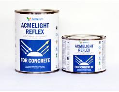 Светоотражающая краска для бетона Acmelight Reflex Concrete