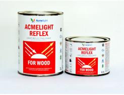 Светоотражающая краска для дерева Acmelight Reflex Wood - интернет-магазин tricolor.com.ua