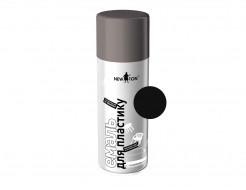 Аэрозоль для пластика NEW TON черный (RAL 9005)