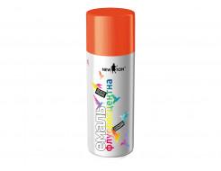 Аэрозоль флуоресцентный New Ton оранжевый (RAL 3024)