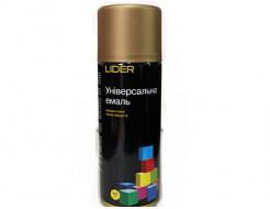 Купить Аэрозоль универсальный Lider темное золото (RAL 1036)