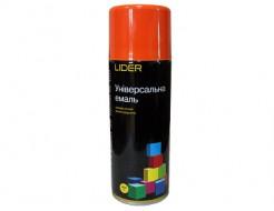 Аэрозоль универсальный Lider оранжевый (RAL 2004)