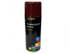 Купить Аэрозоль универсальный Lider вишневый (RAL 3011)