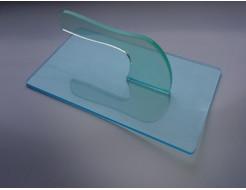 Купить Гладилка №2 Silk Plaster прозрачная большая 130х220 мм