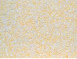 Жидкие обои Silk Plaster Оптима 052 бело-желтые