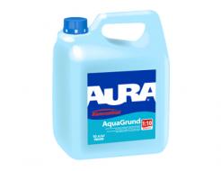 Грунтовка влагозащитная глубокопроникающая Aura Koncentrat Aquagrund