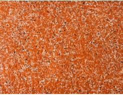 Жидкие обои Silk Plaster Ист 955 оранжевые
