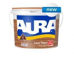 Купить Лазурь для дерева Aura Lasur Aqua орех