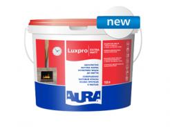 Купить Краска акрилатная матовая моющаяся интерьерная Aura Luxpro ExtraMatt