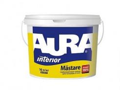 Купить Краска глубокоматовая интерьерная Aura Mastare белая