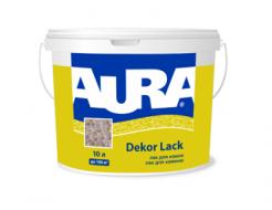Купить Краска фасадная для камня Aura Dekor Lack