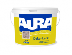 Краска фасадная для камня Aura Dekor Lack