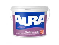 Купить Краска для фасадов и интерьеров Aura Dekor Struktur mini