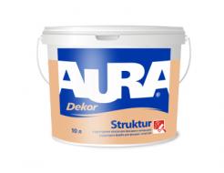 Купить Краска для декоративного оформления фасадов и интерьеров Aura Dekor Struktur
