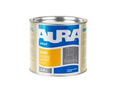 Купить Лак паркетный алкидно-уретановый глянцевый Aura