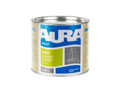 Купить Лак яхтный алкидно-уретановый глянцевый Aura