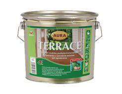 Масло декоративно-защитное для терасс Aura Terrace - интернет-магазин tricolor.com.ua