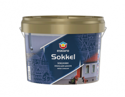 Купить Краска цокольная матовая Eskaro Sokkel