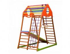 Купить Детский спортивный комплекс для дома KindWood - 1