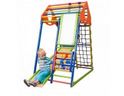 Купить Детский спортивный комплекс KindWood Color Plus - 1