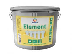 Купить Краска полуматовая для радиаторов Eskaro Element