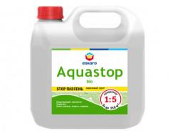 Грунт-влагоизолятор антиплесневый (концентрат) Eskaro Aquastop Bio
