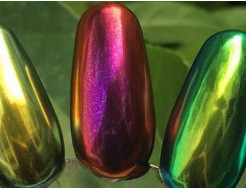 Купить Зеркальный пигмент Tricolor 260HSC сливовый