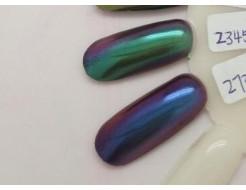 Зеркальный пигмент Tricolor 2734HS сине-фиолетовый