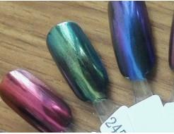 Купить Зеркальный пигмент Tricolor 2451MLG зеленый