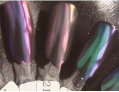 Зеркальный пигмент Tricolor 2173MLG сиреневый - интернет-магазин tricolor.com.ua