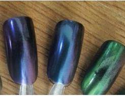 Зеркальный пигмент Tricolor 2734ML синий - интернет-магазин tricolor.com.ua