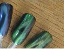 Зеркальный пигмент Tricolor 2345ML зеленый