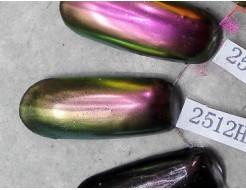 Зеркальный пигмент Tricolor 2512HL сиреневый