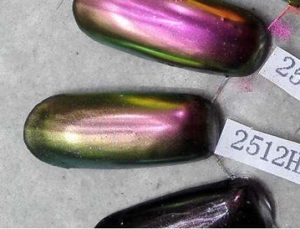 Зеркальный пигмент Tricolor 2512HL сиреневый - интернет-магазин tricolor.com.ua
