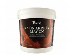 Шпатлевка акриловая стартовая Kale Kalin Akrilik Macun для наружных и внутренних работ