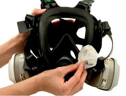 Полнолицевая маска 3M 6700, размер S - изображение 2 - интернет-магазин tricolor.com.ua