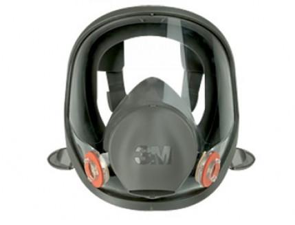 Полнолицевая маска 3M 6700, размер S - интернет-магазин tricolor.com.ua