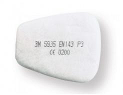 Купить Предфильтр 3M 5911 (класс защиты P1R до 4х ПДК) - 1