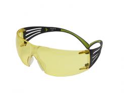Купить Очки открытые 3М SF403AF-EU желтые