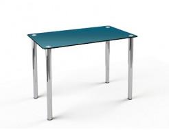 Купить Стеклянный обеденный стол S1 1200*750 покраска - 1