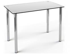 Купить Стеклянный обеденный стол S1 1100*650 матовый